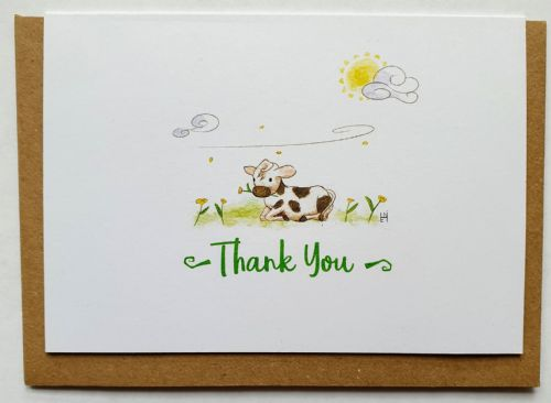 1 Tree Card - Thank You